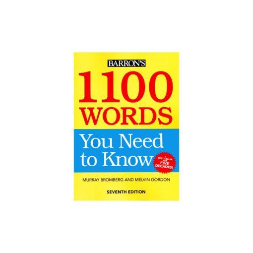 کتاب 1100 Words You Need to Know 7th edition