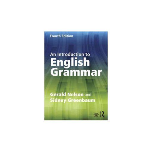کتاب An Introduction to English Grammar 4th edition