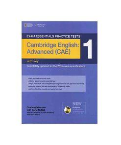 کتاب Exam Essentials Cambridge Advanced Practice Tests 1
