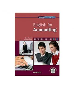 کتاب English for Accounting