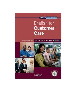 کتاب English for Customer Care