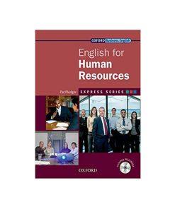 کتاب English for Human Resources