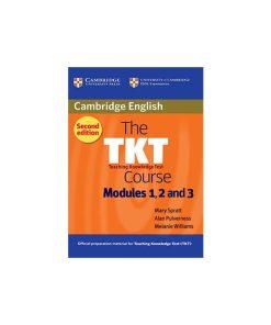 کتاب The TKT Course