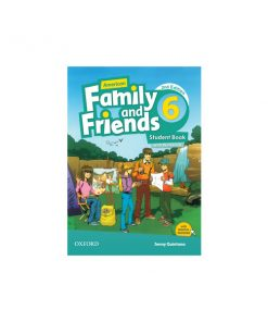 کتاب American Family and Friends 2nd Edition 6
