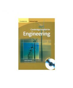 کتاب Cambridge English for Engineering