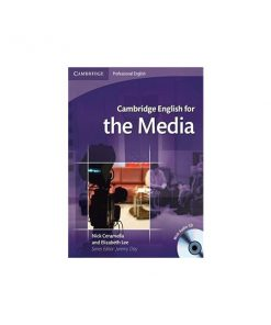 کتاب Cambridge English for the Media