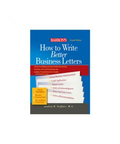 کتاب How to Write Better Business Letters 4th Edition