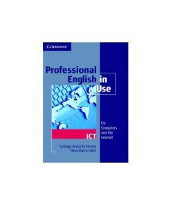 کتاب Professional English In Use ICT