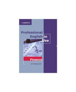 کتاب Professional English in Use Finance