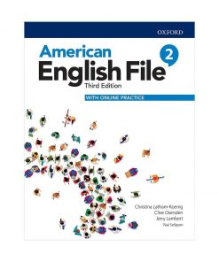 کتاب American English File 3rd Edition 2