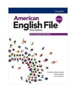 کتاب American English File 3rd Edition Starter