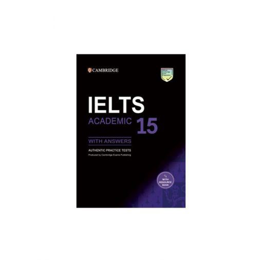 کتاب Cambridge IELTS 15 Academic