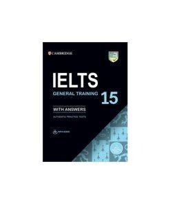 کتاب Cambridge IELTS 15 General Training