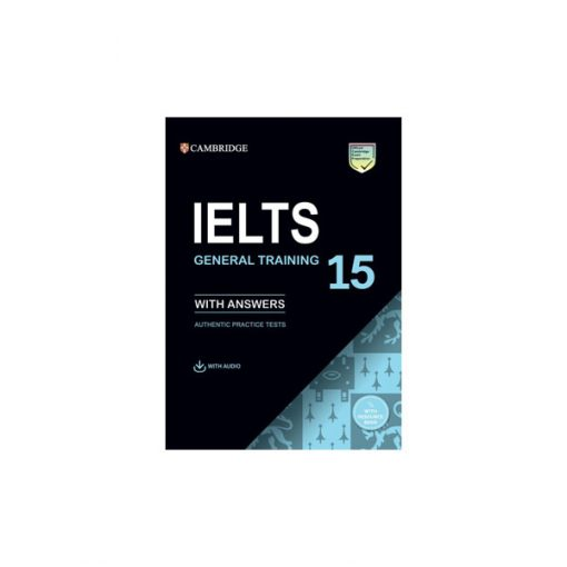 کتاب Cambridge IELTS 15 General Training