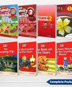 دوره کامل American Family and Friends 2 2nd edition