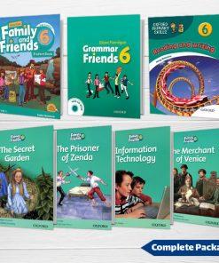 دوره کامل American Family and Friends 6 2nd edition