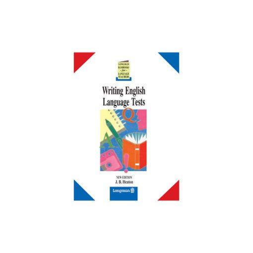 کتاب Writing English Language Tests