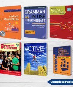 پکیج خودآموز زبان سطح متوسطه