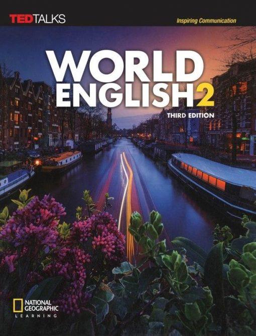 کتاب World English 2 3rd Edition