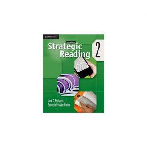 کتاب 2 Strategic Reading Second Edition