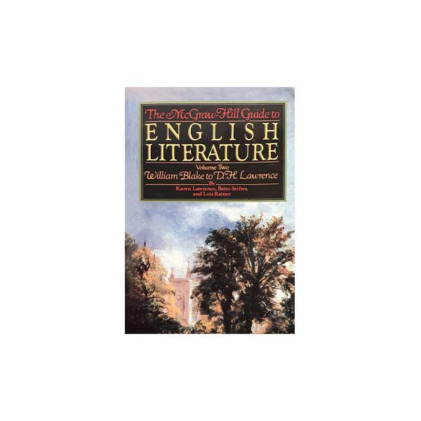 کتاب The McGraw-Hill Guide to English Literature volume two