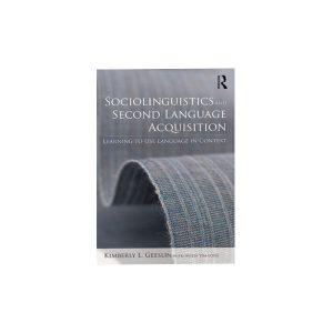 Sociolinguistic and Second Language Acquisition