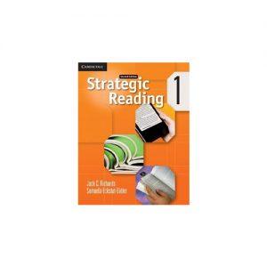 کتاب 1 Strategic Reading Second Edition