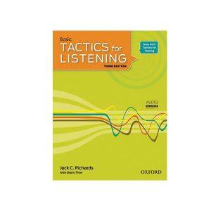 کتاب Basic Tactics for Listening 3rd Edition