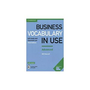 کتاب Business Vocabulary in Use Advanced 3rd Edition