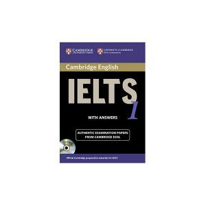 کتاب Cambridge English IELTS 1