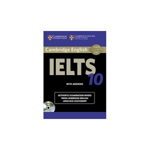 کتاب Cambridge English IELTS 10