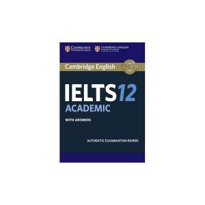 کتاب Cambridge English IELTS 12 Academic