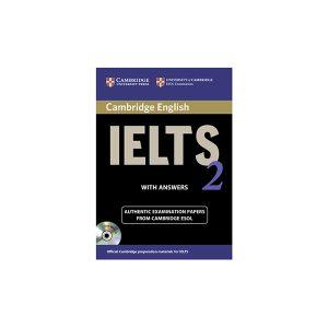 کتاب Cambridge English IELTS 2