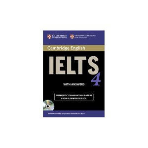 کتاب Cambridge English IELTS 4