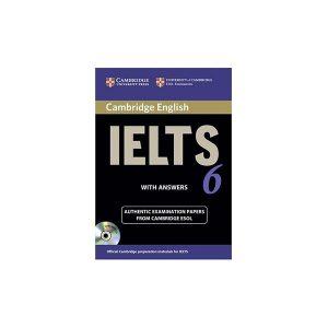 کتاب Cambridge English IELTS 6
