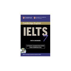 کتاب Cambridge English IELTS 7