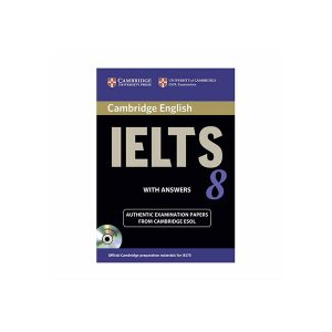 کتاب Cambridge English IELTS 8
