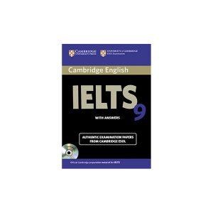 کتاب Cambridge English IELTS 9