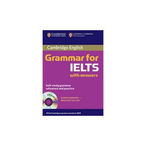 کتاب Grammar for IELTS With Answers