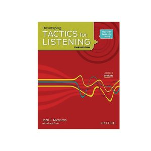 کتاب Developing Tactics for Listening 3rd Edition
