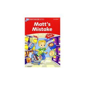 کتاب Dolphin Readers Level 2: Matt's Mistake