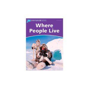 کتاب Where People Live