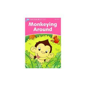 کتاب Dolphin Readers Starter Level: Monkeying Around