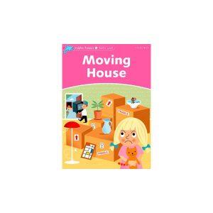 کتاب Dolphin Readers Starter Level: Moving House