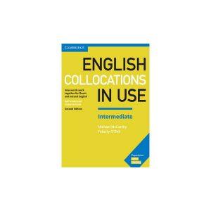 کتاب English Collocations In Use 2nd Edition Intermediate
