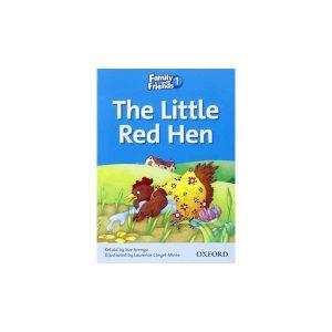 کتاب The Little Red Hen Family and Friends 1