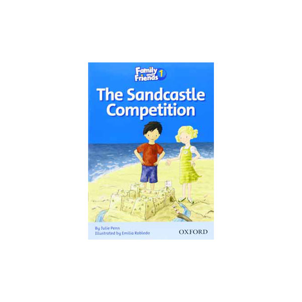 Family and Friends 1: The Sandcastle Competition