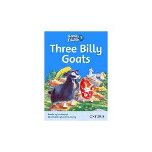 کتاب Three Billy Goats Family and Friends 1