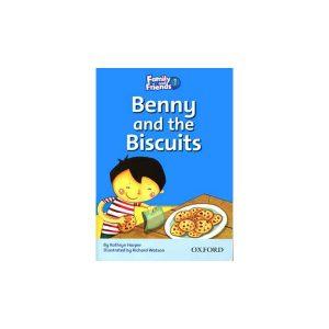 کتابFamily and Friends 1: Benny and the Biscuits