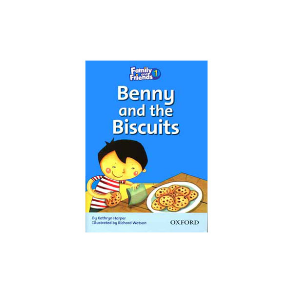 کتاب Benny and the Biscuits Family and Friends 1